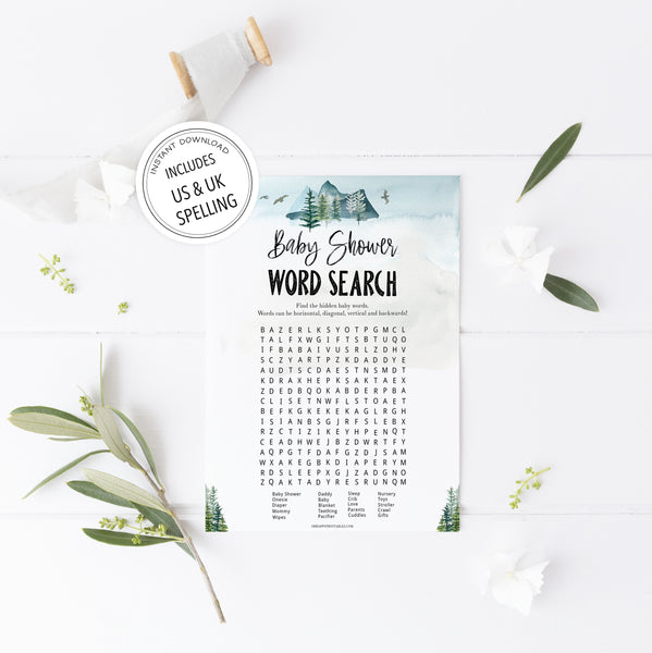 baby shower word search game, Printable baby shower games, adventure awaits baby games, baby shower games, fun baby shower ideas, top baby shower ideas, adventure awaits baby shower, baby shower games, fun adventure baby shower ideas