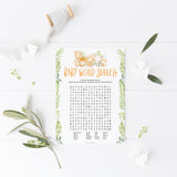 baby shower word search game, baby word search, Printable baby shower games, safari animals baby games, baby shower games, fun baby shower ideas, top baby shower ideas, safari animals baby shower, baby shower games, fun baby shower ideas