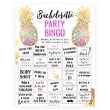 Gold pineapple bridal shower games, advice for the bride, printable bridal games, gold bridal games, gold pineapple bridal games, fun bridal games, top bridal games, best bridal games, luau bridal shower,