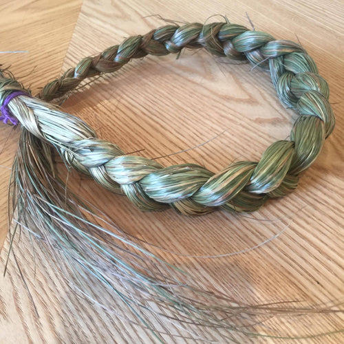 Sweetgrass Braid - Large