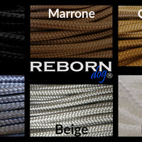 Guinzagli con collare in corda da ring - Reborn dog™