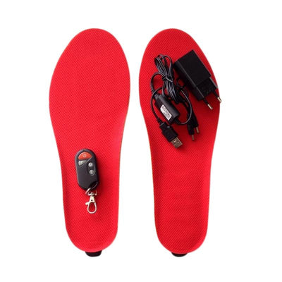 WARMSPACE RECHARGEABLE HEATED INSOLES