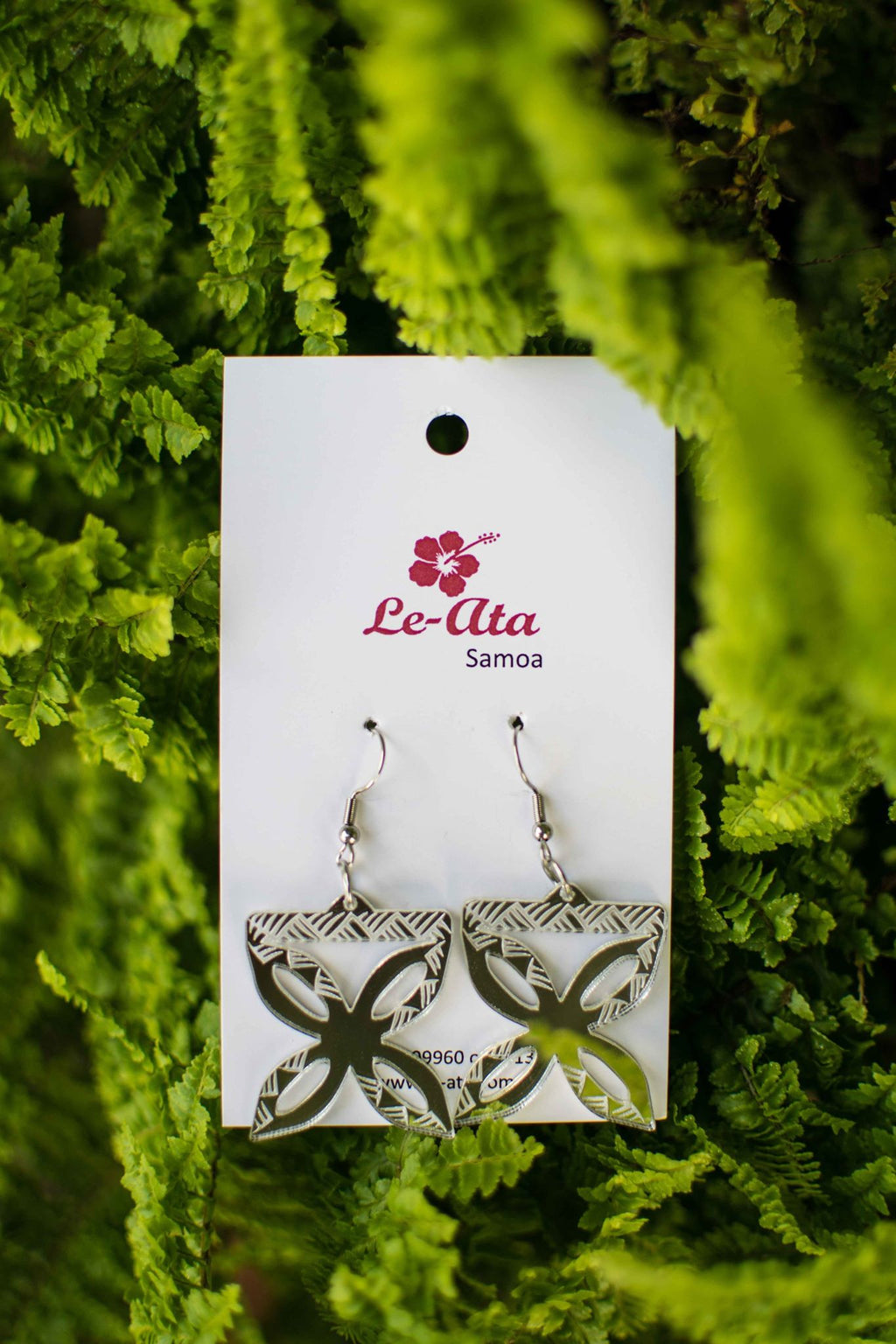 Leafa Earrings