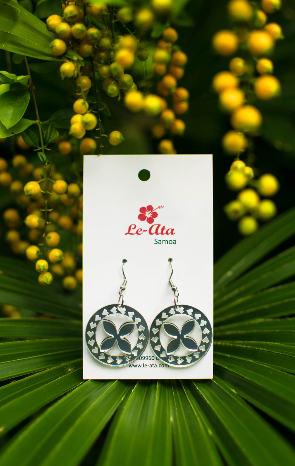 Ulutao Earrings