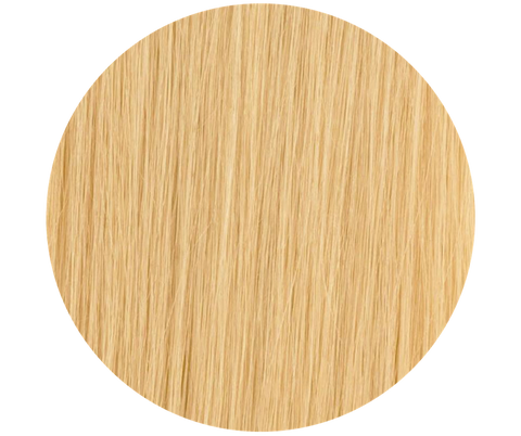 Sandy Blonde Microbead Hair Extensions