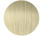 Light Blonde Microbead Hair Extensions