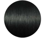 Jet Black Tape Hair Extensions