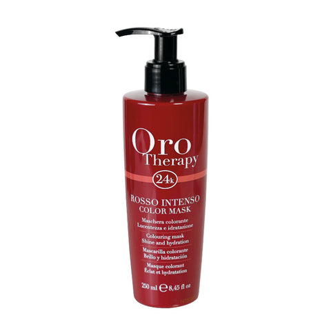 Fanola Oro Therapy Colouring Mask Rosso (Red) 250ml