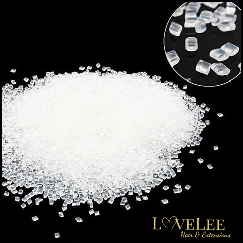 300g LoveLee Italian Keratin Glue Beads -Clear