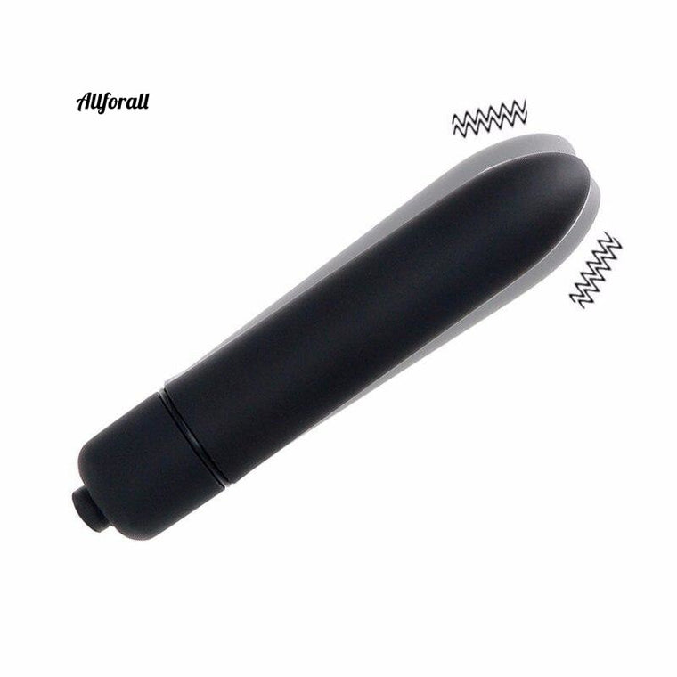 10 Speeds G-spot Bullet Vibrator for Women, Anal Butt Plug Dildo Vibrator Sex Toy for Women & Men Gay