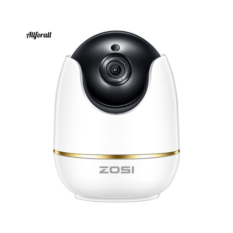 1080P HD Wifi Wireless Home Security IP Camera, 2.0MP IR Network CCTV Surveillance Camera with Two-way Audio Baby Monitor