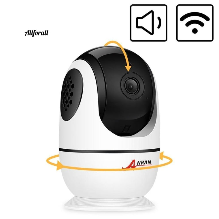 1080P IP Wireless Home Security Camera, Two-way Audio Surveillance Camera, Wifi Night Vision CCTV Camera, APP Remote