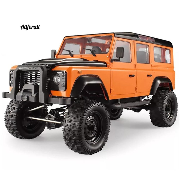 1: 8 Guard Climbing Car Radio Remote Control Off-Road Vehicle, 4WD Waterproof RC Truck, Support Modification