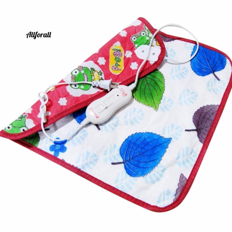 220V CN Plug Pet Electric Heating Blanket, Cat Electric Heated Pad, Anti-scratch Dog Heating Mat, Sleeping Bed