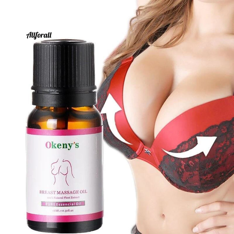3pcs Natural Pueraria Mirifica Breast Enlargement Cream, Enlarge Breasts Capsules, Must Up Bust Augmentation Essential Oil