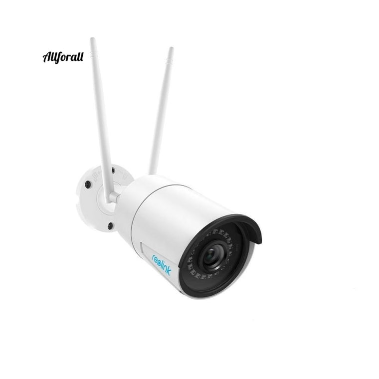 4MP Wireless IP Camera, Wifi 2.4G/5Ghz Onvif Infrared Night Vision Waterproof Outdoor & Indoor Home Surveillance, RLC-410W