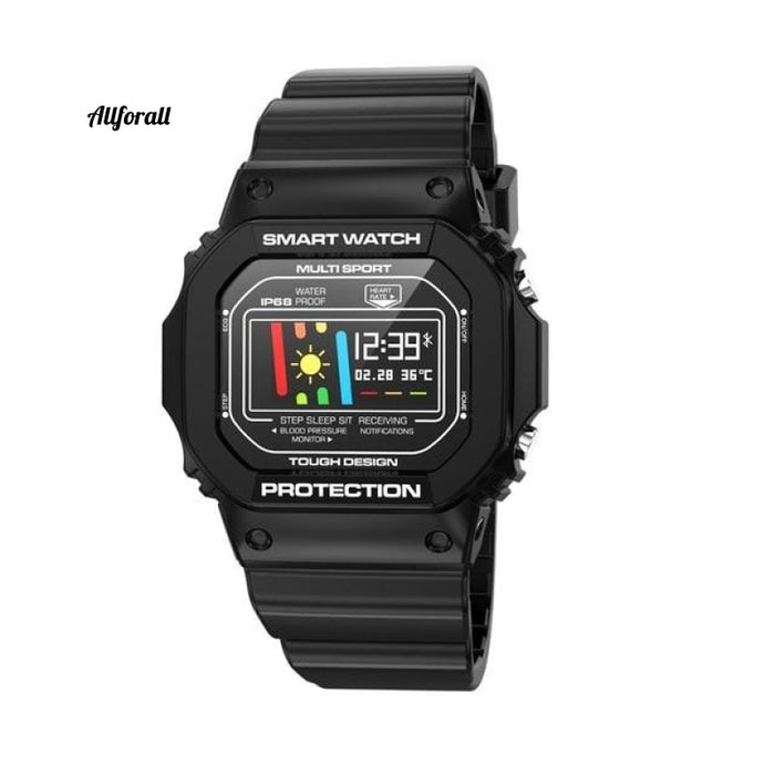 696 X12 Ecg + Ppg Smart Watch Ip68 Waterproof Fitness Sport Watche voor Ios Android hartslagmeter