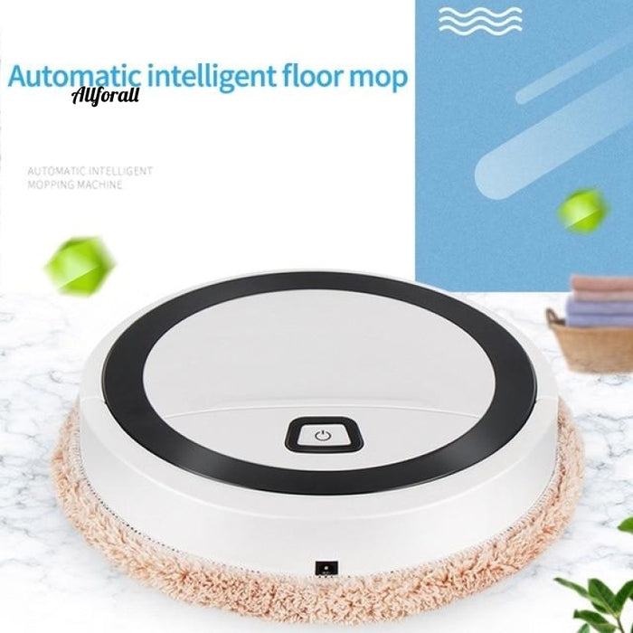 Auto Vacuum Cleaning Robot, Home Automatic Mop, Dust, Clean Functional Sweep for Sweep&Wet Floors&Carpet