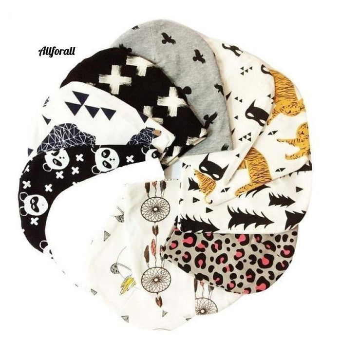 Baby Caps For Boys & Girls, Spring, Autumn & Winter Children's Hats baby-hats allforall
