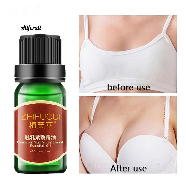 Breast Enlargement Essential Oil Firm Lifting Cream, Pure Natural Enlarge Bust Bigger Breast Enhancement Oil