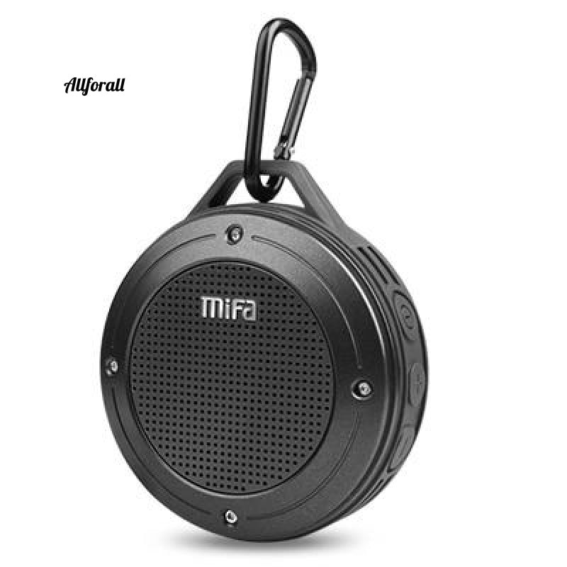 F10 Outdoor Wireless Bluetooth, 4.0 Stereo Portable Speaker, Built-in mic, Shock Resistance IPX6 Waterproof Speaker with Bass
