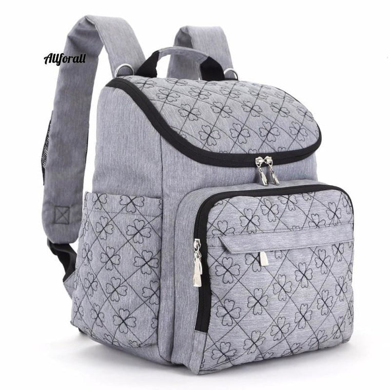 Fashion Mummy Maternity Nappy Bag, Baby Travel Backpack Diaper Organizer