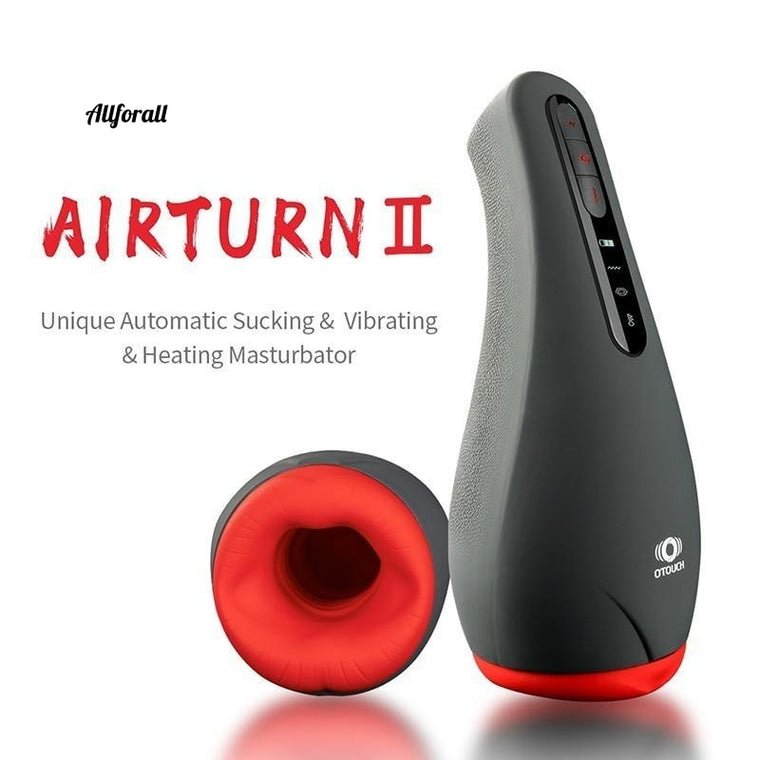 Male Masturbator Vibrator, Silicone Automatic Heating Sucking Oral Sex Cup, Adult Intimate Blowjob Machine