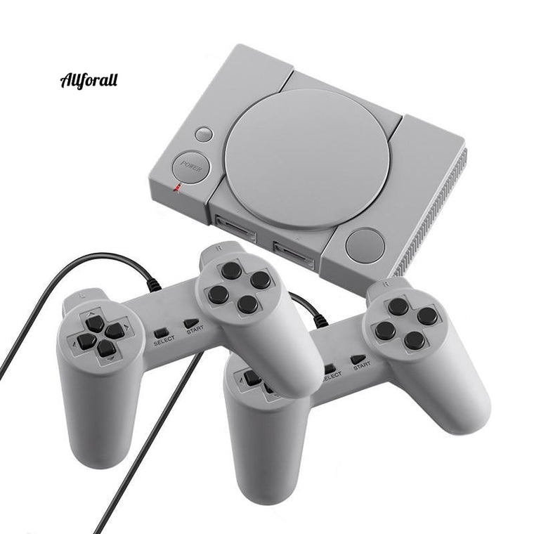 Mini 620 Retro Video Game Console, Double Players 8 Bit, Support AV Out, Family TV Retro Games Controller