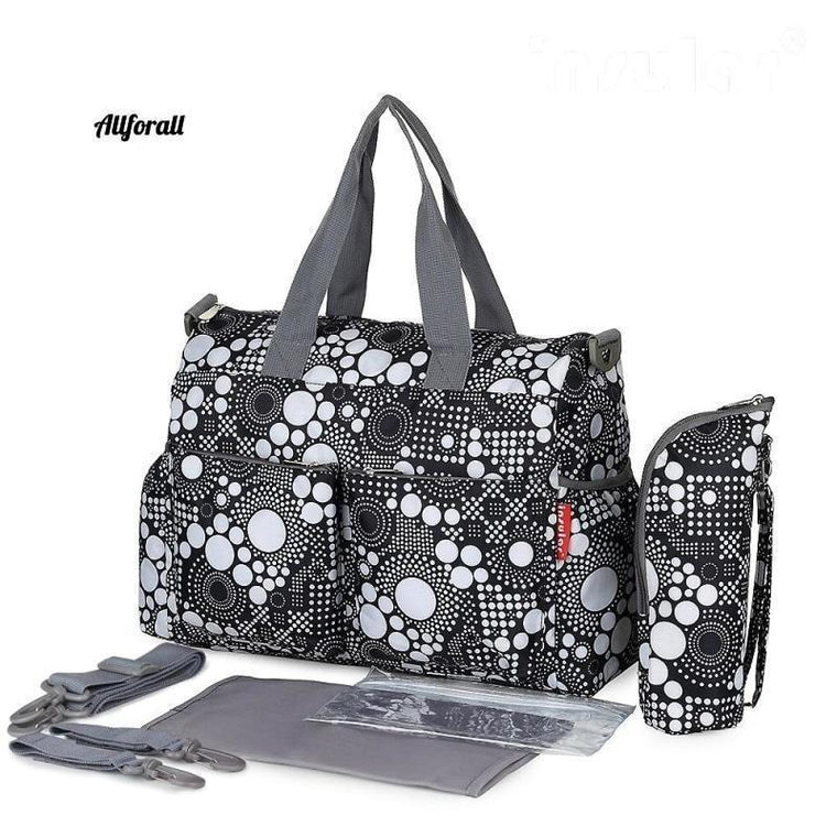 Multi function Mother Shoulder Bag, Fashion Maternity Diaper Handbag
