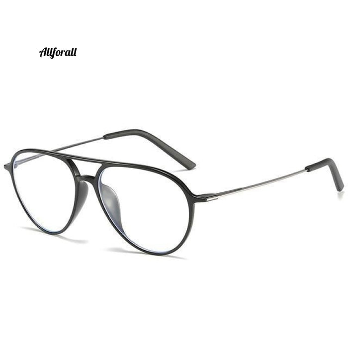 Myopia Optical Computer Glass, Men Anti Blue Light Prescription Eyeglass