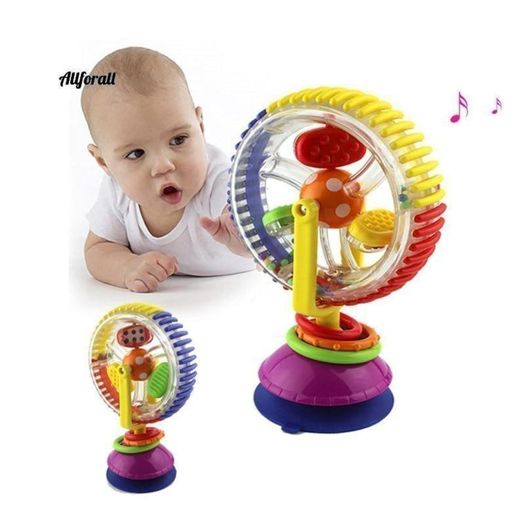 New Baby Toys, Colorful Ferris Wheel With Rattles Child Early Educational Toys