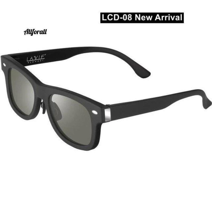 New Women Sunglasses With Variable Electronic Tint Control Lens Smart Sunglasses, Men Polarized Driving Sunglasses women sunglasses allforall LCD08-2020New US