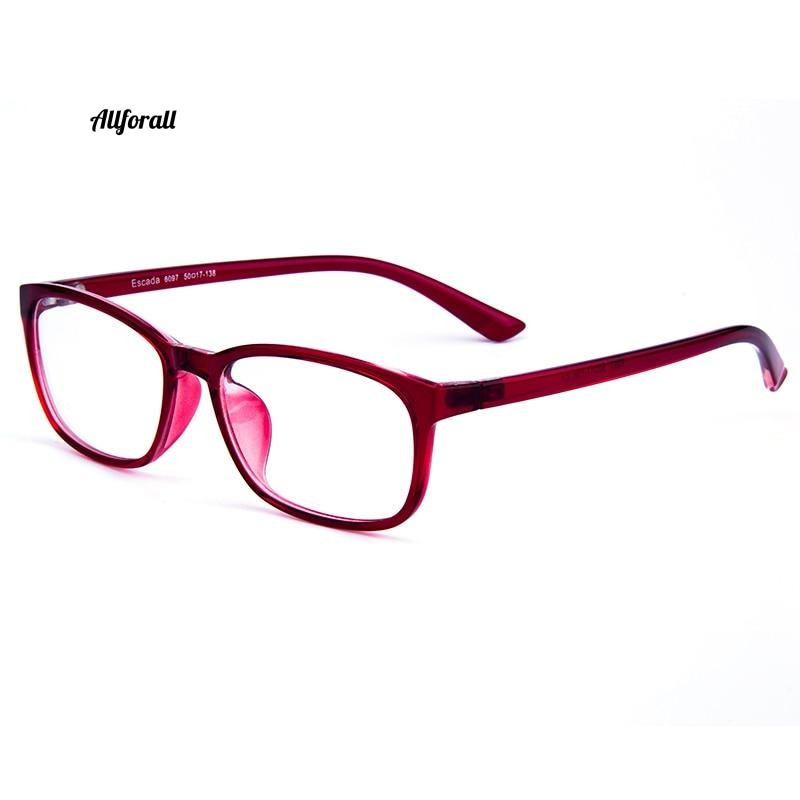 Optical Ultralight Square Small Face Glasses, TR90 Men & Women Brand Designer Presbyopic Optical Frame