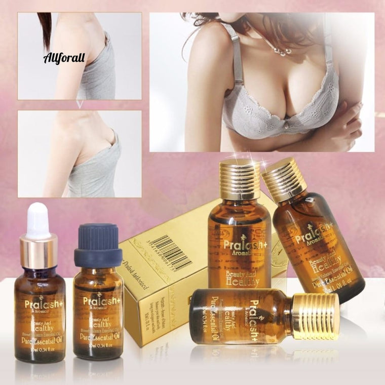Pure Plant Extract Breast Enhancement Essential Oil for Building Perfect Breast