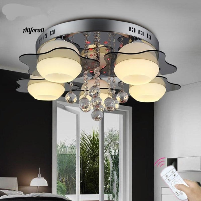 Real Plated Incandescent Bulbs, New Surface Mounted Ceiling Light Lamp, Abajur Square Led Light