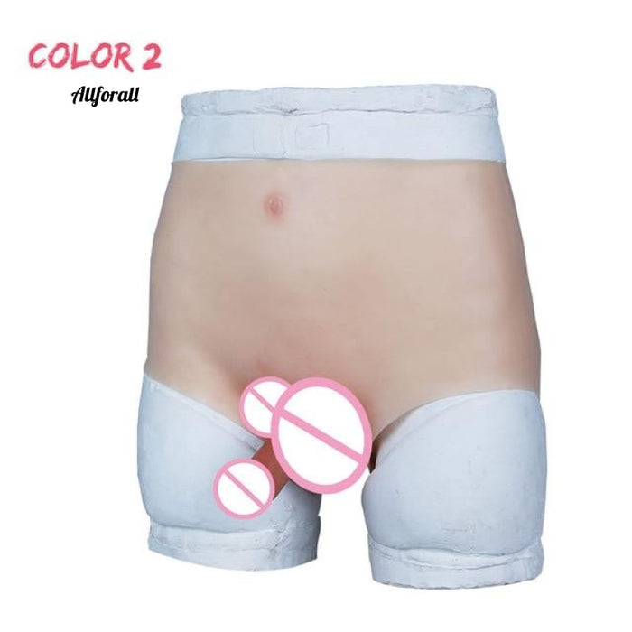 Silicone Dildos Pants For Men, Male Super Realistic Flexible Penis Adult Toy, Anal Plug G Spot Dildo Shorts