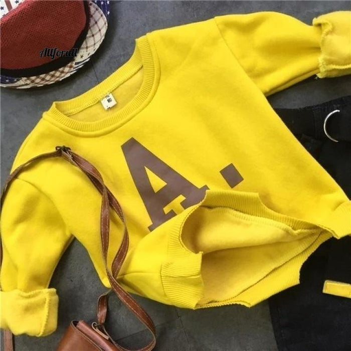Winter Suits For Boys, Warm Thicken Jacket Coat, Letter Printing Sweatshirt Pants For Boys 3 - 7 Y kid's jacket allforall shirts 5T