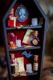 Occult Coffin Shelves - Conjure