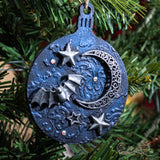Night Sky Gothic Christmas Decoration
