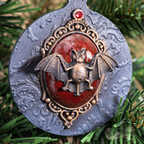 Macabre & Gothic Christmas Decorations - Set 3