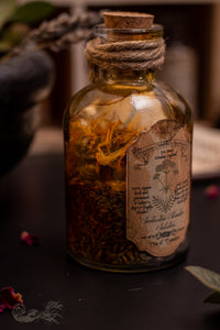 Madam Cordelia's Seductive Slumber Solution  - Apothecary/Potion Bottle