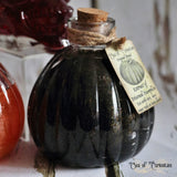 Halloween Limited Edition Pumpkin and Skull Potion Bottles