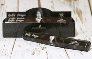 Anne Stokes Gothic Prayer Incense Sticks