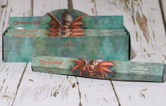 Anne Stokes Dragonkin Incense Sticks
