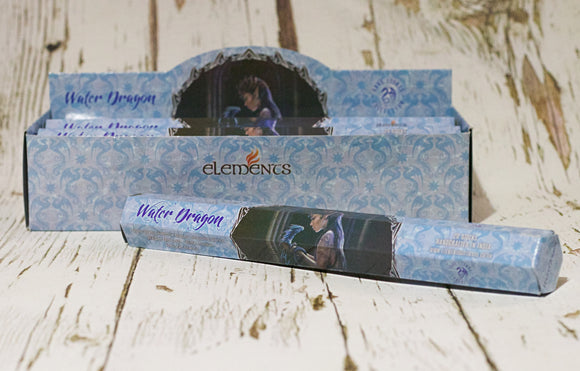 Anne Stokes Water Dragon Incense Sticks