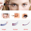 LEARNEVER Makeup Eyelash Growth Powerful Makeup Eyelash Growth Treatments Serum Enhancer Eye Lash FEG Eyelash Growth Liquid