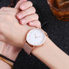 Top Brand Fashion Arabic Numbers Women Watch Women Luxury Ultrathin Quartz Wristwatch Montre Femme Horloge Dames Relojes Mujer