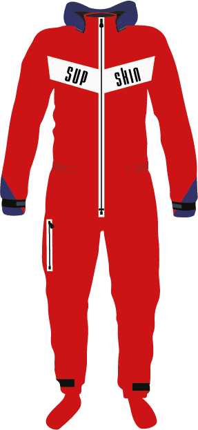 ULTIMATE | Men's Winter Touring Paddle Suit