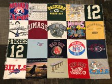 Memory Blanket for Adult/Teen Clothing