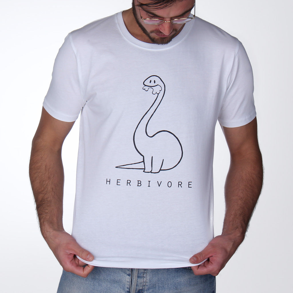 Herbivore - Fitted T-Shirt from By Monkey